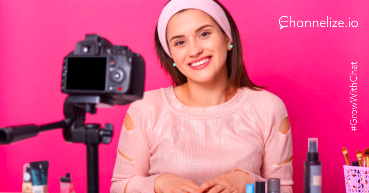 Making E-commerce more effective with Live Streaming and Real-time Engagement