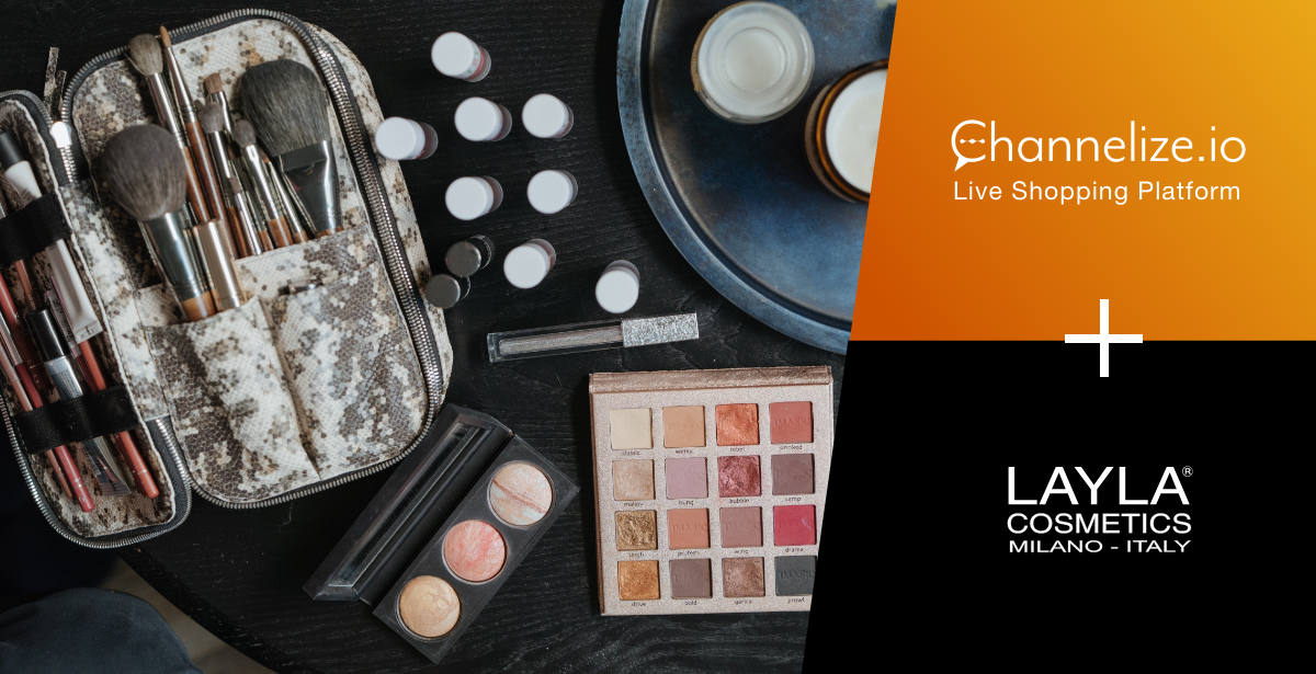 Layla Cosmetics Evolves to a Tech-enabled Beauty Brand