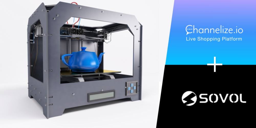 SOVOL 3D offers Personalized Shopping Experiences for their 3D Printers with Live Stream Shopping